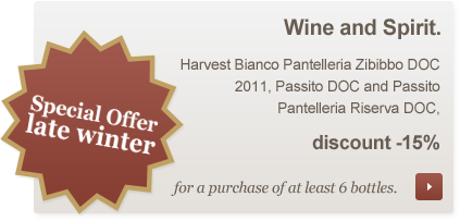 Special Offer Late Winter - Wine and Spirit